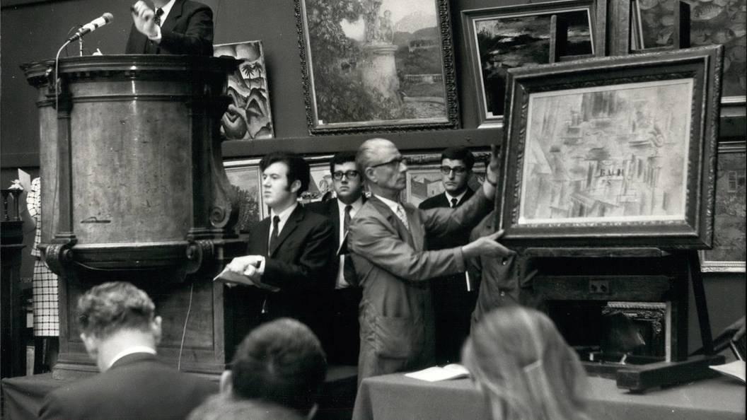 Картину Модильяни выставили нааукцион срекордной стартовой ценой
