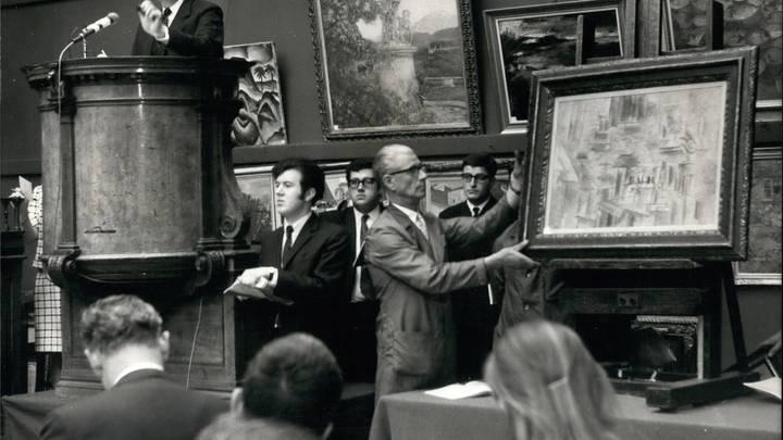 «Обнаженная» картина Модильяни уйдет с молотка по самой высокой цене в мире