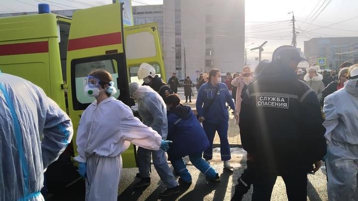 В челябинской больнице действительно умерли два человека - губернатор