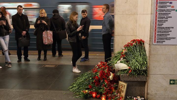 В Сети появилась полная запись происходящего в вагоне во время теракта в Петербурге