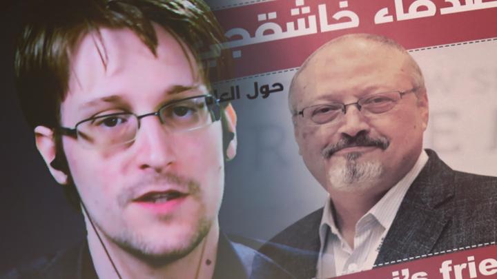 Разоблачения Сноудена: Причастен ли Израиль к убийству Хашкаджи?