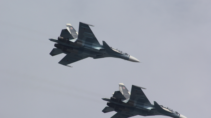 ВКС России разгромили позиции террористов под сирийским Акербатом