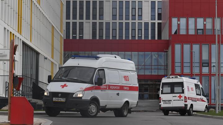 Антирекорд недели: За сутки в Москве скончались 78 пациентов с COVID-19