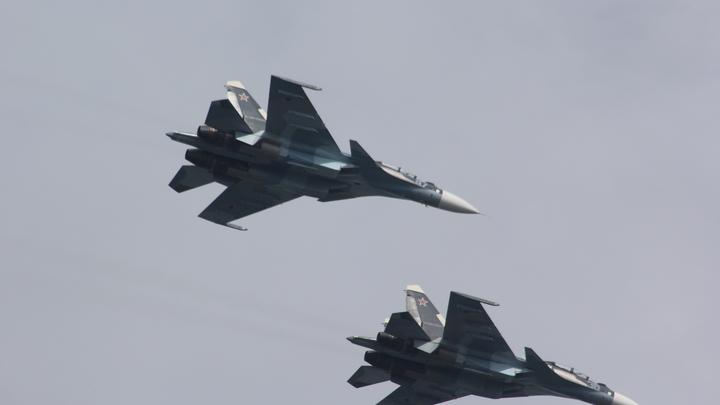 Авиаудары ВКС разгромили боевиков Ан-Нусры, пытавшихся вырваться из котла в Акербате