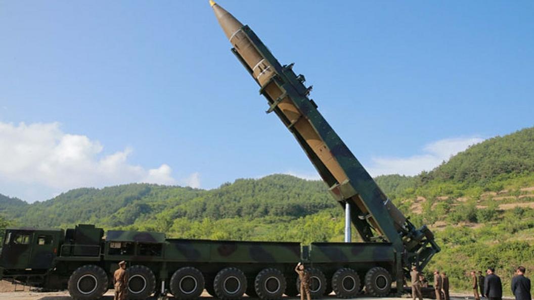 Пхеньян показал видео запуска межконтинентальной ракеты