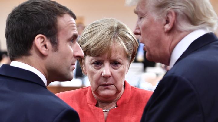 Меркель: Страны G20 придерживаются одной позиции по борьбе с терроризмом