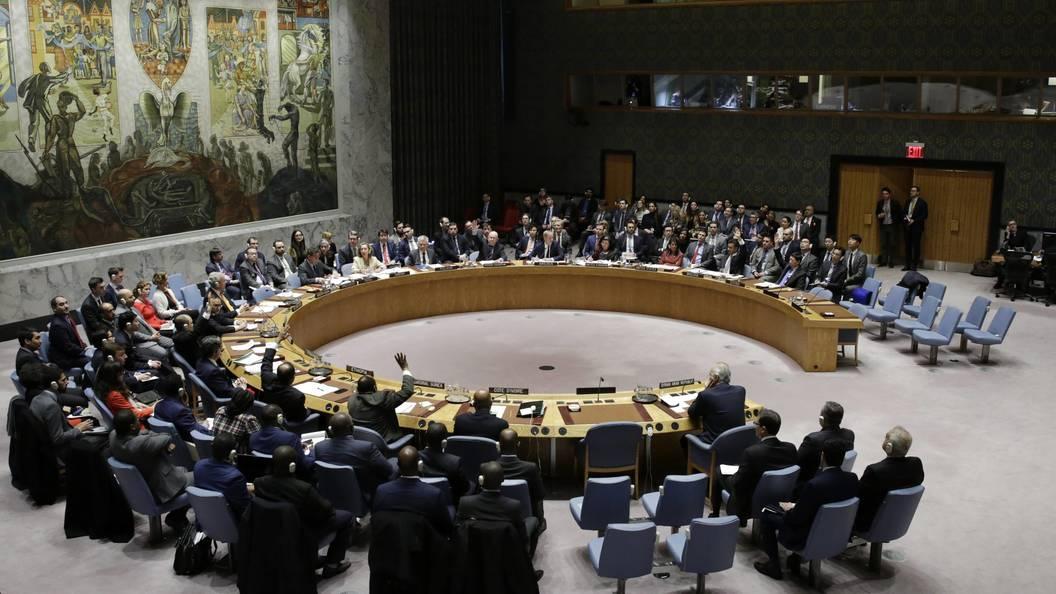 Швеция предложила направить вСирию миссию высочайшего уровня поразоружению
