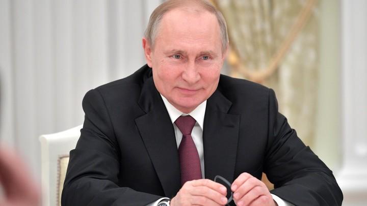 Не надо делать глазки: Путин откровенно о двойнике и об отставке правительства - интервью