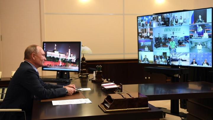 Путин, введи войска: разнос министров на закрытом совещании у президента раскрыл глаза многим