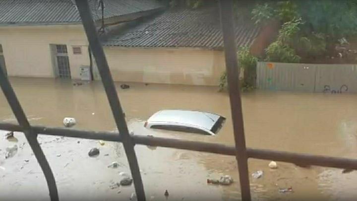 В Крыму рассказали об исчезнувшем при потопе: Нашёлся…