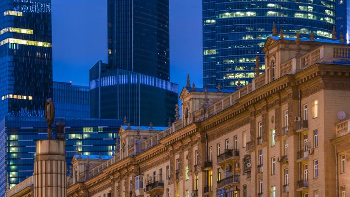В Москве откроют самую высокую смотровую площадку в Европе