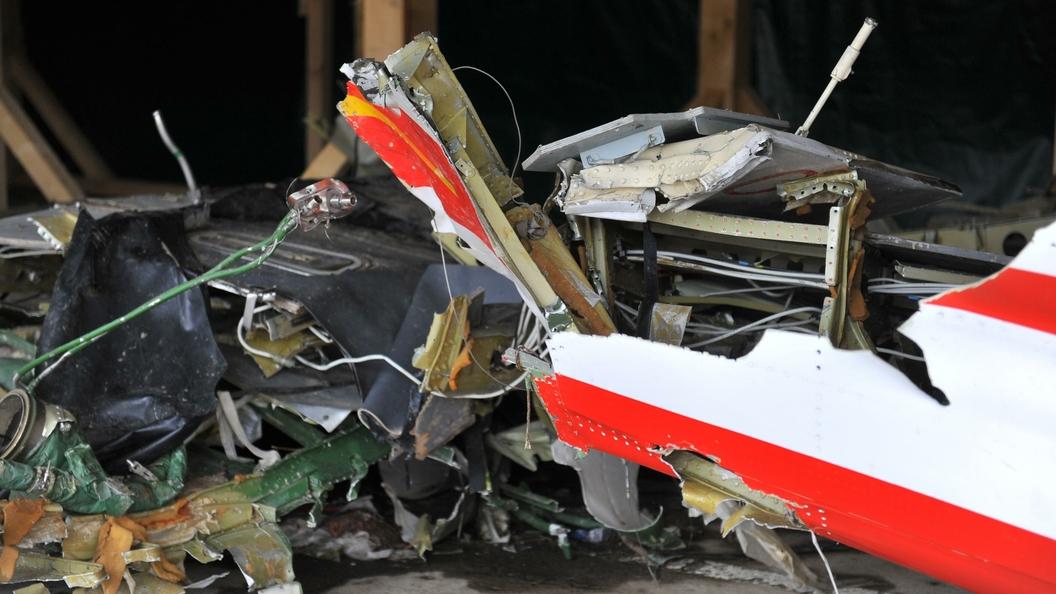В Польше снова спекулируют на теме взрыва самолета Леха Качиньского