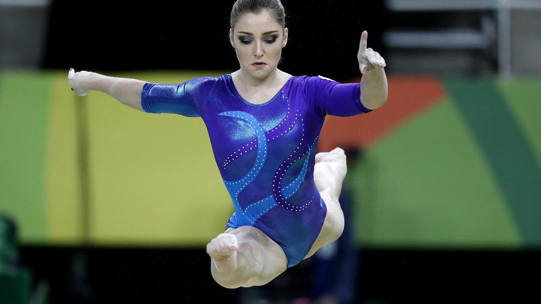 Мельникова выиграла золото вличном многоборье, Мустафина— 5-я