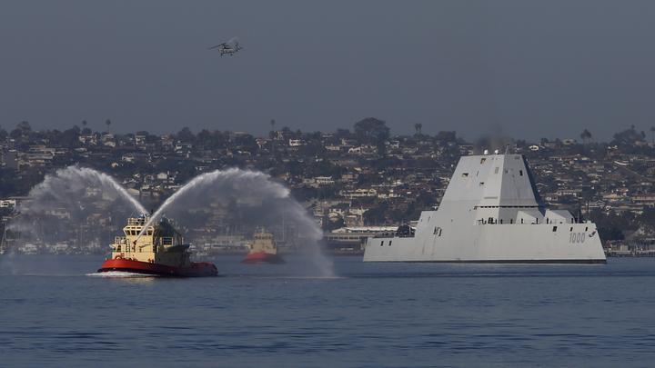 ВМС США отправили в Атлантику второй миллиардный металлолом