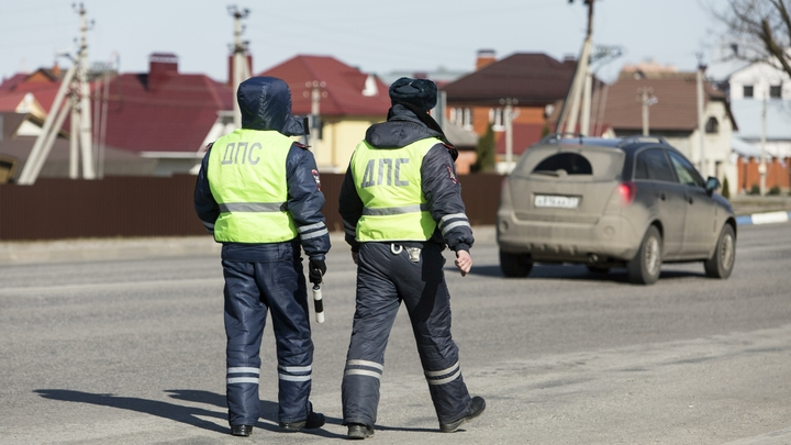 В России начали штрафовать за передвижение на авто