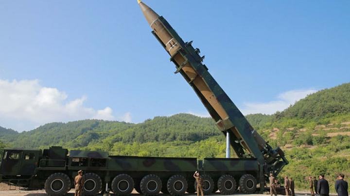 СМИ сообщили о новом пуске ракеты в КНДР