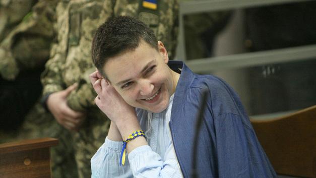 Выпустите 66 заключенных: Савченко написала письмо Путину