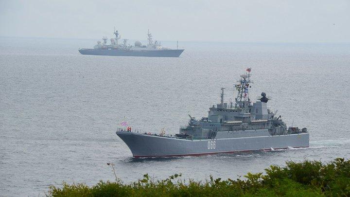 «Меня не пригласили»: Адмирал США о самых масштабных российских учениях «Восток-2018»