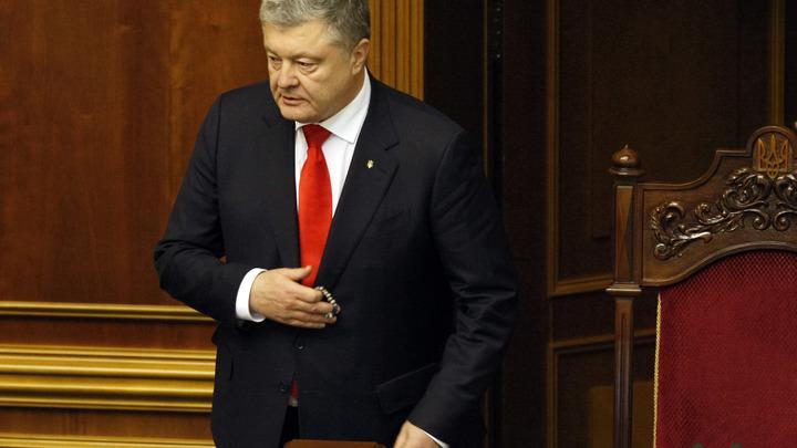 Команде Порошенко грозят уголовные дела и обыски по делу о подкупе избирателей за счёт госбюджета - МВД Украины