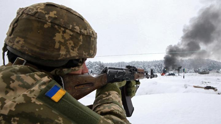 Бойцы ДНР взяли в плен диверсанта ВСУ, брошенного убегающими товарищами