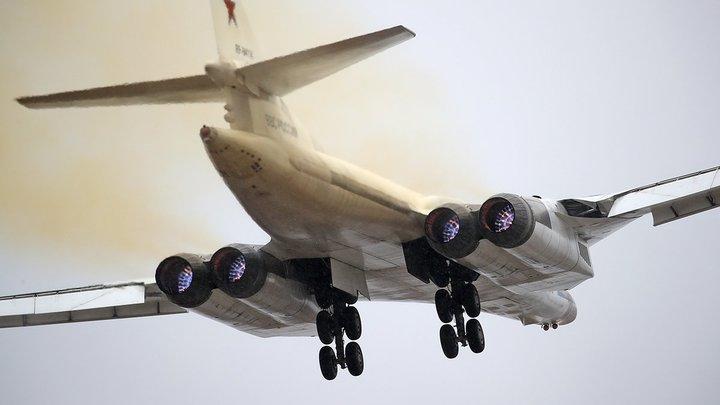 Было или не было? Военный эксперт внёс ясность в историю с погоней американских F-35 за Ту-160