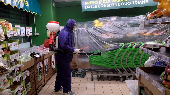 Трагический рекорд Италии и помощь от русских: Последние новости о коронавирусе к этому часу