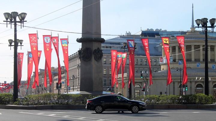 Мигранты ни при чём: В администрации Мытищ назвали виновника казуса с перевёрнутыми флагами Победы