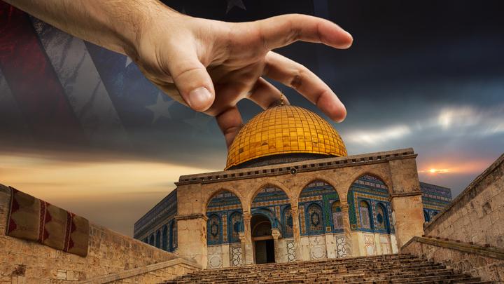 Картина апокалипсиса: Посол США покусился на мусульманскую святыню