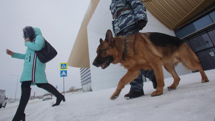В Петербурге из-за угрозы взрыва эвакуируют торговые центры