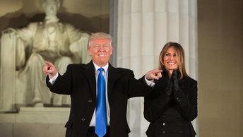 Трампа не остановят низкие рейтинги