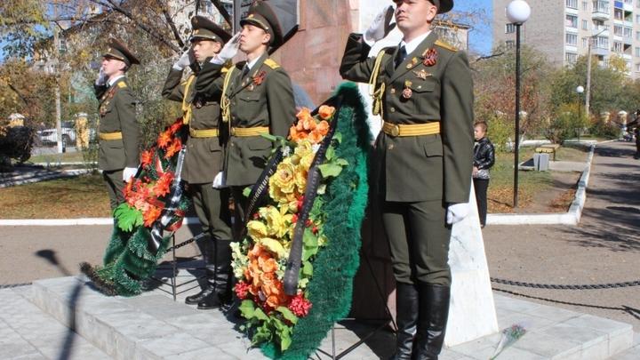Забайкальцы почтят память воинов-интернационалистов