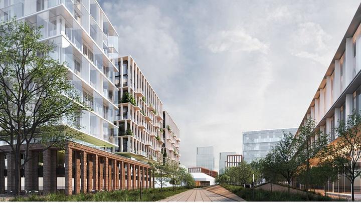 Представлен проект развития микрорайона будущего в северо-восточной части Краснодара