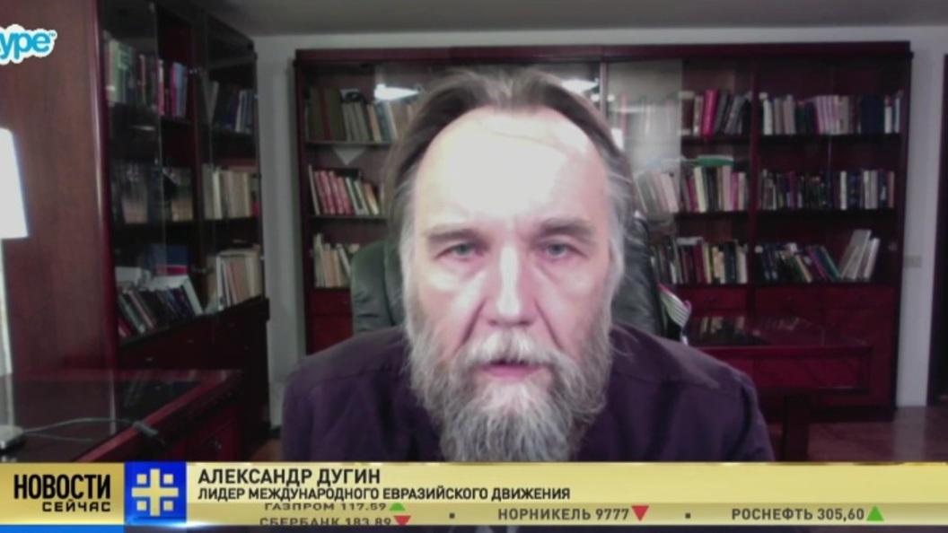 Дугин: Сорос создал экстремистскую секту тоталитарного либерализма