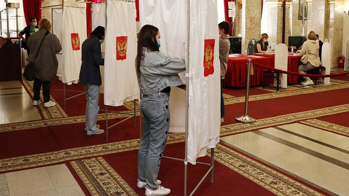 Второй день голосования стартовал на Кубани