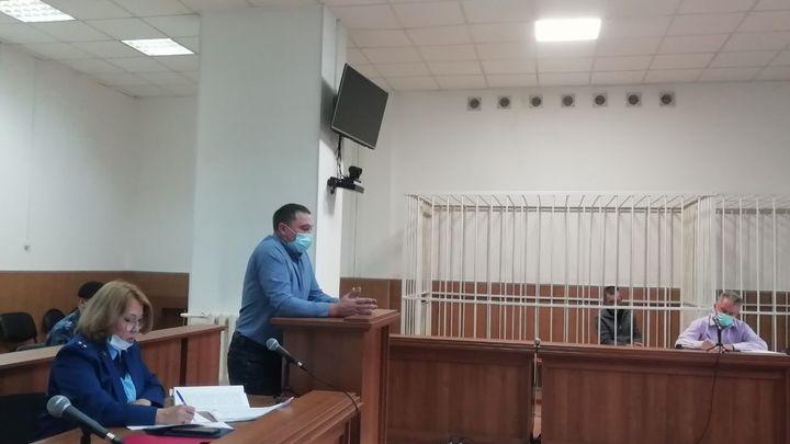 Обвиняемый в убийстве генерала УФСИН Шихова хотел наесться крысиного яда