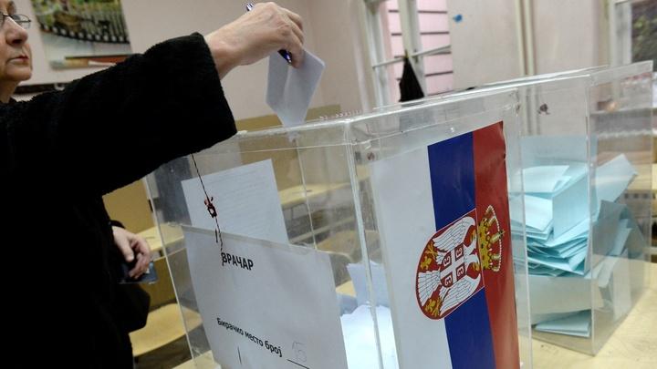В Сербии зреет патриотический бунт