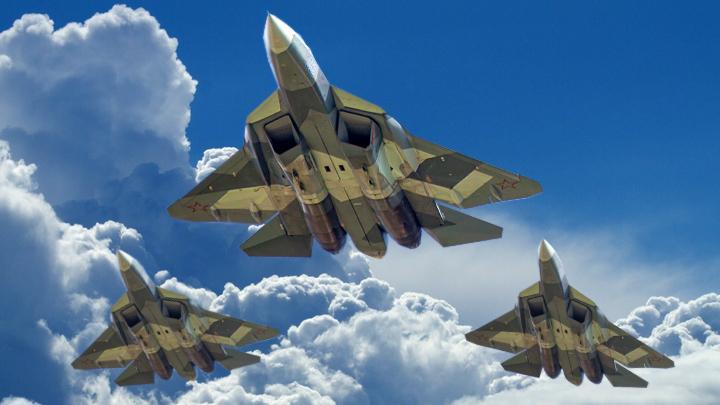 Путин волевым решением отправил Су-57 в серию