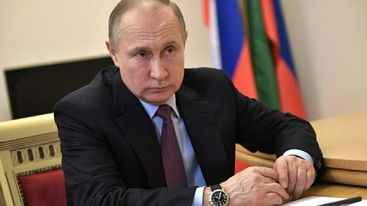 Ради любимой России: Путин записал специальное обращение к народу