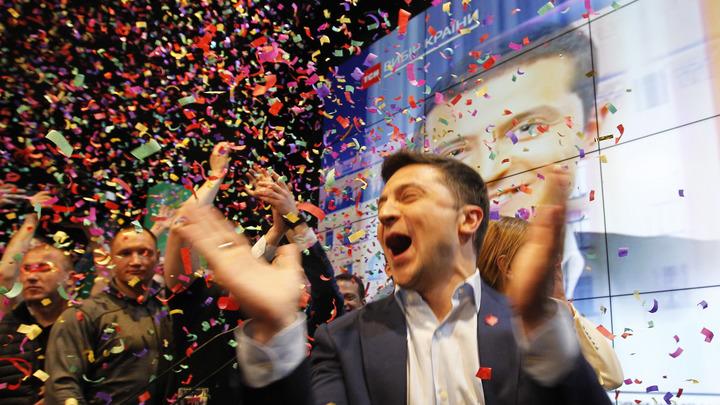 Зеленский перед инаугурацией проведет корпоратив в Москве - Делягин
