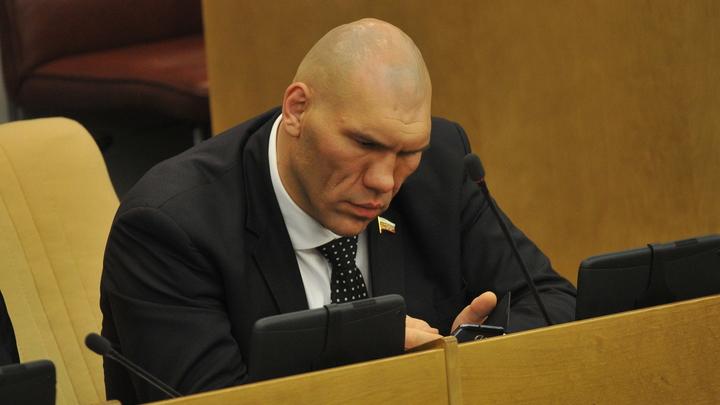 Валуев предложил спасать Байкал ударом по спирогире