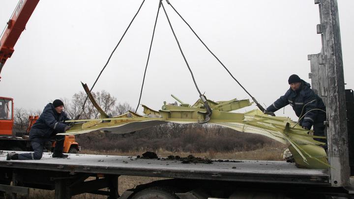 Похоронная команда Запада уничтожает расследование дела о крушении MH17 - СМИ