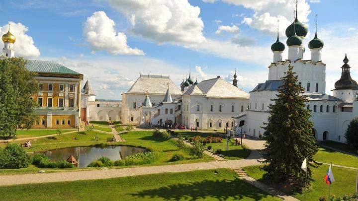 Куда съездить на майские: Москва - Ростов - Ярославль