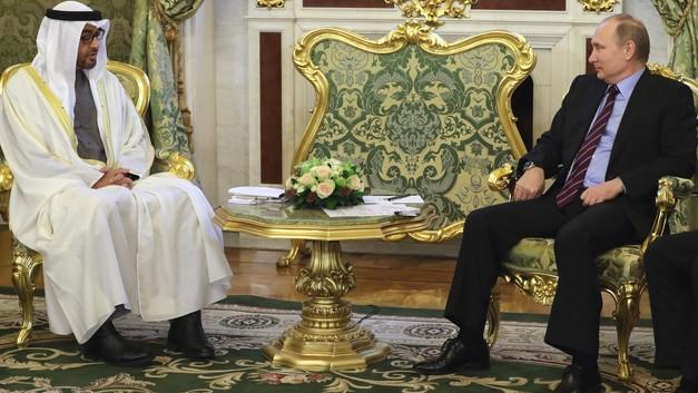 Россия и ОАЭ превратят Ближний Восток в свободную от оружия массового уничтожения территорию