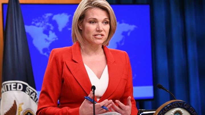 Предложение прозвучало: Главу пресс-службы Госдепа хотят сделать постпредом США в ООН