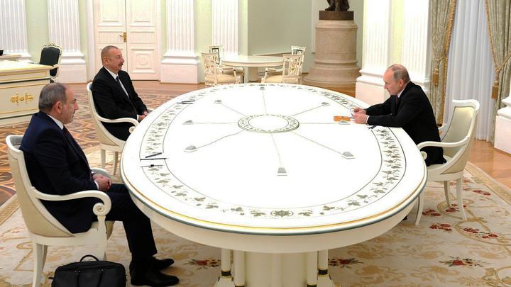 Путин спасает Армению от транспортной блокады. Россия строит на Кавказе новый мир