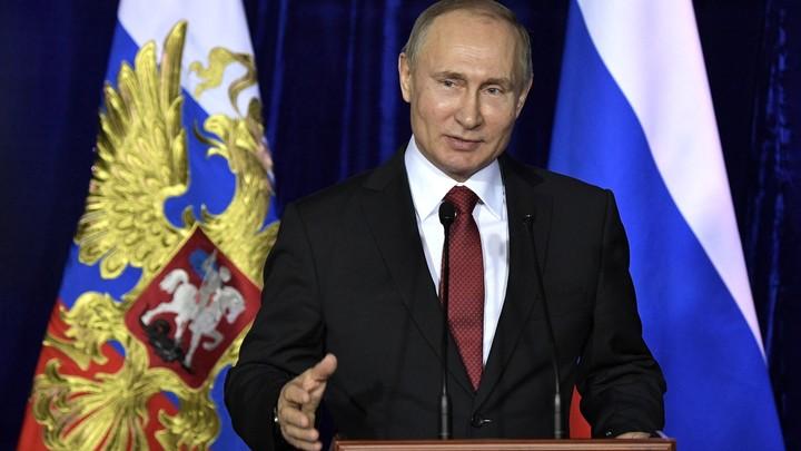 Путин: Кто бы ни был избран президентом, но он должен прочувствовать и понять, что происходит в мире