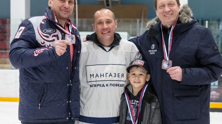 Валерий Зелепукин: Хоккей поможет вырастить здоровую нацию