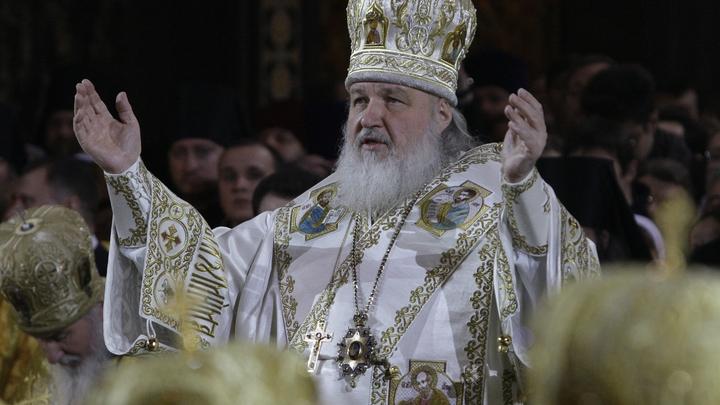 Патриарх Кирилл: Русская и Болгарская Церкви связывают наши народы на протяжении веков