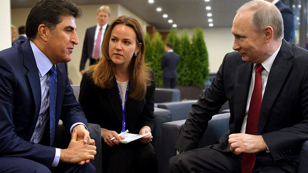 Курдистан - Россия: Вальс начинается