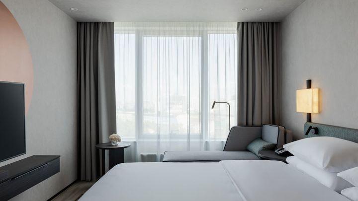 Стало известно, сколько будут стоить номера в новом отеле в Екатеринбурге